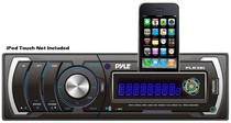 All Jeeps (Universal), All Vehicles (Universal) Pyle AM/FM/MP3/WMA Detachable Face Player W/ USB/SD Reader & Ipod Interface