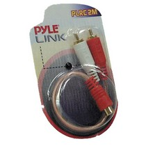 All Jeeps (Universal), All Vehicles (Universal) Pyle Dual Male to Single Female RCA