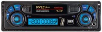 1989-1992 Ford Probe Pyle AM/FM Radio Digital Display Auto Reverse Car Cassette Player MP3 Compatible Built-In USB/AUX-In