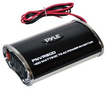 1966-1970 Ford Falcon Pyle Plug In Car 800 Watts 12v DC to 115V AC power inverter with modified sine wave