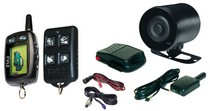 2000-2006 Chevrolet Tahoe Pyle LCD 2-way Security System