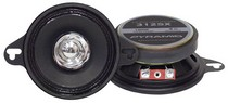"1971-1976 Chevrolet Caprice Pyramid 3.5"" 100 Watts Two-Way Dual Cone Speakers"