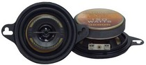 "1971-1976 Chevrolet Caprice Pyramid 3.5"" 120 Watts Two-Way Speakers"