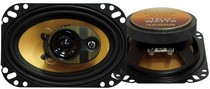 "1971-1976 Chevrolet Caprice Pyramid 4"" X 6"" 160 Watts Three-Way Speakers"