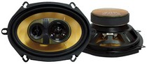 "1971-1976 Chevrolet Caprice Pyramid 5"" x 7""/6"" x 8"" 200 Watts Three-Way Speakers"