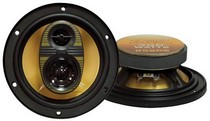 "1971-1976 Chevrolet Caprice Pyramid 6.5"" 300 Watts Three-Way Speakers"