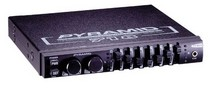 1992-1993 Mazda B-Series Pyramid 7 Band Graphic Equalizer w/Sub Crossover