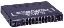 1996-1998 Suzuki X-90 Pyramid 10 Band Half-Din Power Booster Graphic Equalizer Amplifier 200 Watts