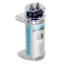 2003-2008 Nissan 350z Pyramid 5 Farad High Performance Digital Power Capacitor