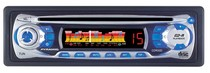 All Jeeps (Universal), All Vehicles (Universal) Pyramid AM/FM Receiver CD Player w/Full Detachable Face