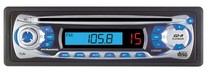 1987-1995 Land_Rover Range_Rover Pyramid AM/FM Receiver CD Player w/Full Detachable Face