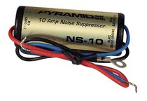 1999-2007 Ford F250 Pyramid 10 Amp In-Line Noise Suppressor