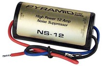 2007-9999 Audi RS4 Pyramid 12 Amp In-Line Noise Suppressor