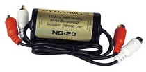 1987-1990 Mercury Capri Pyramid 15 Amp RCA Noise Suppressor