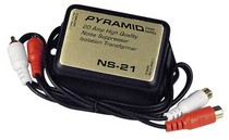 2007-9999 Audi RS4 Pyramid 20 Amp RCA Noise Suppressor