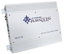 2008-9999 Ford Escape Pyramid 1600 Watt 2 Channel Bridgeable MOSFET Amplifier