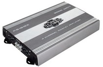 1973-1979 Ford F350 Pyramid 3000 Watts 4 Channel Bridgeable Car Amplifier