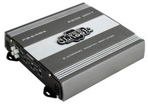 1980-1987 Audi 4000 Pyramid 2200 Watts 2 Channel Bridgeable Amplification