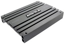 1980-1987 Audi 4000 Pyramid 5000 Watt 2 Channel Bridgeable Mosfet Amplifier