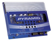 1979-1983 Ford Mustang Pyramid 600 Watt 2 Channel MOSFET Amplifier
