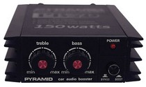 2008-9999 Pontiac G8 Pyramid 150 Watt Power Amplifier/Booster