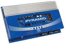 1980-1987 Audi 4000 Pyramid 2000 Watt 2 Channel Bridgeable MOSFET Amplifier