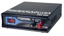 All Jeeps (Universal), All Vehicles (Universal) Pyramid Fully Regulated Low Ripple 3-Amp Switching DC Power Supply