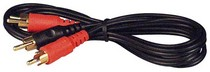2008-9999 Jeep Liberty Pyramid 4ft Stereo RCA to RCA Cable