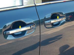 Outside Door Handle For 98-03 Toyota Sienna 4Q2 Desert Sand Mica Rear Left Right