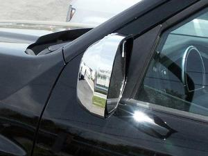 For 06 07 08 09 10 11 12 13 14 Honda Ridgeline Chrome Door Mirror Covers