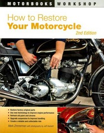 1991-1994 Honda_Powersports CBR_600_F2 Quayside Publishing Book How to Restore Your Motorcycle