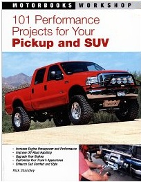 2001-2005 Toyota Rav_4 Quayside Publishing Book 101 Performance Projects for Your Pickup and SUV