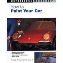 2000-2007 Ford Taurus Quayside Publishing Book How to Paint Your Car