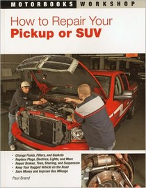 2001-2005 Toyota Rav_4 Quayside Publishing Book How To Repair Your Pickup or SUV