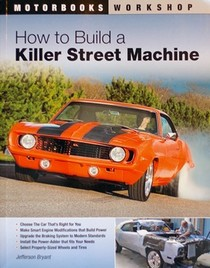 1967-1969 Pontiac Firebird Quayside Publishing Book How to Build a Killer Street Machine