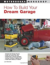 1979-1982 Ford LTD Quayside Publishing Book How To Build Your Dream Garage