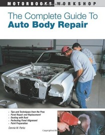 1978-1990 Plymouth Horizon Quayside Publishing Book The Complete Guide to Auto Body Repair