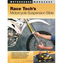 1987-1990 Honda_Powersports CBR_600_F Quayside Publishing Book Race Tech's Motorcycle Suspension Bible