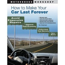 1994-1997 Ford Thunderbird Quayside Publishing Book How to Make Your Car Last Forever