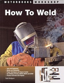 1967-1969 Chevrolet Camaro Quayside Publishing Book How To Weld