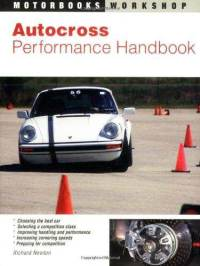 1967-1969 Chevrolet Camaro Quayside Publishing Handbook Autocross Performance