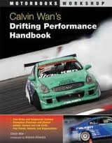1978-1990 Plymouth Horizon Quayside Publishing Handbook Calvin Wan's Drifting Performance
