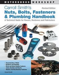 1994-1997 Ford Thunderbird Quayside Publishing Book Carroll Smith's Nuts, Bolts, Fasteners and Plumbing - Revised