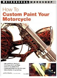 1991-1994 Honda_Powersports CBR_600_F2 Quayside Publishing Book How to Custom Paint Your Motorcycle