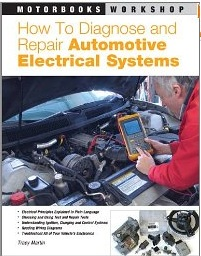 1978-1990 Plymouth Horizon Quayside Publishing Book How to Diagnose and Repair Automotive Electrical Systems