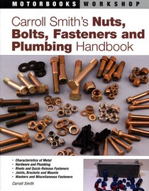 1978-1990 Plymouth Horizon Quayside Publishing Handbook Carroll Smith's Nuts, Bolts, Fasteners and Plumbing
