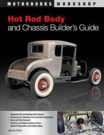1967-1969 Chevrolet Camaro Quayside Publishing Book Hot Rod Body and Chassis Builder's Guide