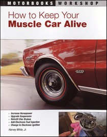 1967-1969 Chevrolet Camaro Quayside Publishing Book How to Keep Your Muscle Car Alive