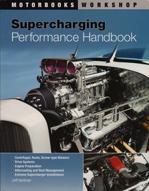 1962-1962 Dodge Dart Quayside Publishing Handbook Supercharging Performance