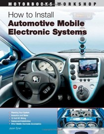 1978-1990 Plymouth Horizon Quayside Publishing Book How to Install Automotive Mobile Electronic Systems